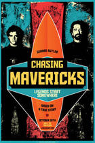 "Poster art for ""Chasing Mavericks."""