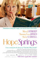 Poster art for &quot;Hope Springs.&quot;