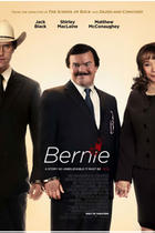 Poster art for &quot;Bernie.&quot;