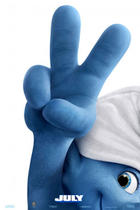 Poster art for &quot;The Smurfs 2.&quot;