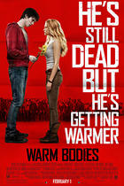 Poster art for &quot;Warm Bodies.&quot;