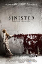 Poster art for &quot;Sinister.&quot;