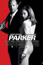 Poster art for &quot;Parker.&quot;