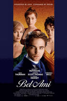 "Poster art for ""Bel Ami."""