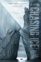 Poster art for &quot;Chasing Ice.&quot;