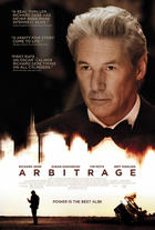 Poster art for &quot;Arbitrage.&quot;