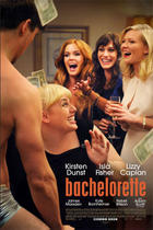 "Poster art for ""Bachlorette."""