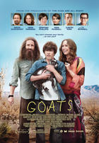 Poster art for &quot;Goats.&quot;