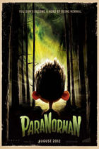 Poster art for &quot;Paranorman.&quot;