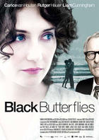 Poster art for &quot;Black Butterflies.&quot;