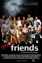 Poster art for &quot;Dysfunctional Friends.&quot;