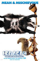 Poster art for &quot;Ice Age: Continental Drift 3D.&quot;