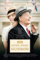 "Poster art for ""Hyde Park on Hudson."""
