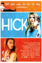 Poster art for &quot;Hick.&quot;