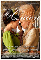 Poster art for &quot;Farewell, My Queen.&quot;