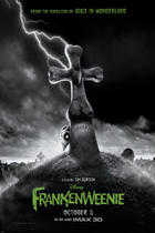 Poster art for &quot;Frankenweenie: An IMAX 3D Experience.&quot;