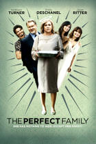 "Poster art for ""The Perfect Family."""