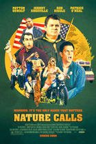 Poster art for &quot;Nature Calls.&quot;