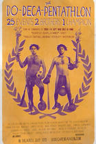 Poster art for &quot;The Do-Deca-Pentathlon.&quot;