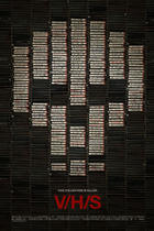Poster art for V/H/S.