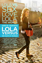 Poster art for &quot;Lola Versus.&quot;