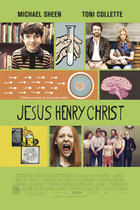 "Poster art for ""Jesus Henry Christ."""