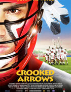 Poster art for &quot;Crooked Arrows.&quot;