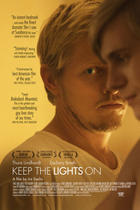 Poster art for &quot;Keep the Lights On.&quot;