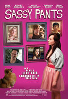 Poster art for &quot;Sassy Pants.&quot;