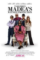 "Poster art for ""Tyler Perry's Madea's Witness Protection."""