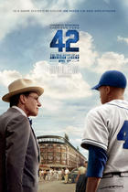 Poster art for &quot;42.&quot;