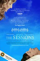 "Poster art for ""The Sessions."""