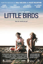 Poster art for &quot;Little Birds.&quot;