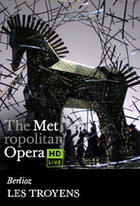 Poster art for &quot;The Metropolitan Opera: Les Troyens.&quot;