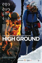 Poster art for &quot;High Ground.&quot;