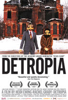 Poster art for &quot;Detropia.&quot;