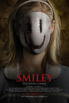 Poster art for &quot;Smiley.&quot;