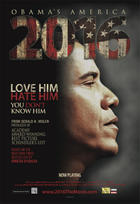 Poster art for &quot;2016 Obama&#39;s America.&quot;