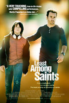 Poster art for &quot;Least Among Saints.&quot;