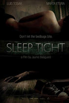 Poster art for &quot;Sleep Tight.&quot;