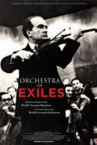 Poster art for &quot;Orchestra of Exiles.&quot;