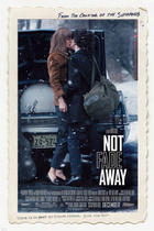 "Poster art for ""Not Fade Away."""