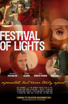 Poster art for &quot;Festival of Lights.&quot;