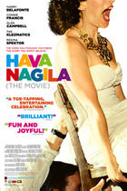 Poster art for &quot;Hava Nagila.&quot;