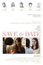 Poster art for &quot;Save the Date.&quot;