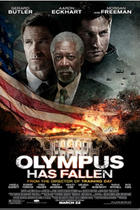 "Poster art for ""Olympus Has Fallen."""