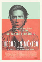 Poster art for &quot;Hecho En Mexico.&quot;