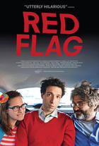 Poster art for &quot;Red Flag.&quot;