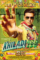 Poster art for &quot;Khiladi 786.&quot;