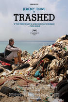Poster art for &quot;Trashed.&quot;